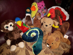 1f61fdd4e08 ORIGINAL TY BEANIE BABIES FROM 1990 S TO 2000 - NO TAGS ...