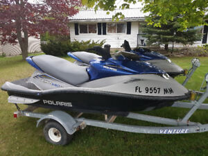 2004 polaris jet skis