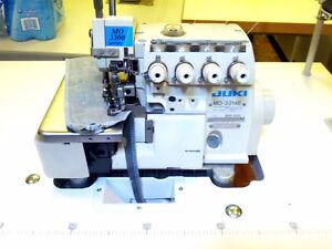 JUKI OVERLOCK INDUSTRIAL SEWING MACHINES