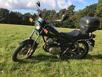 1996 Yamaha sr125