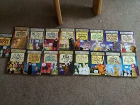 Horrible Histories £1 each or £10 for all 17 books all together