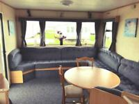 IDEAL STARTER CARAVAN NORTH WALES BY THE BEACH