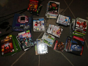 100 Video Games Plus one Console