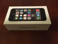 iPhone 5S (Bell) 16GB - Space Grey/Black