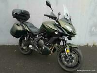 Kawasaki Versys 650 Grand tourer, KLE650