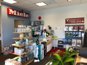 Vacuum Sales and Repair Business in Saanich Plaza