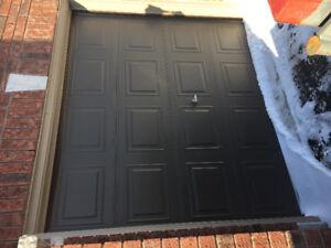 8x7 Garage Doors complete