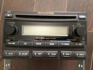 Hyundai Car Radio