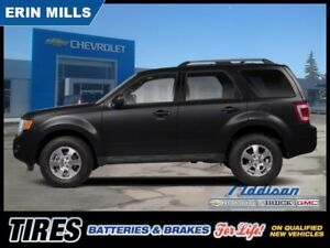 2012 Ford Escape Limited  6 Cyl AWD Leather Sunroof