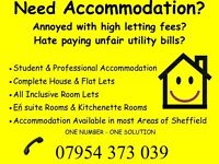 Students - Attractive All Inclusive bedrooms available now