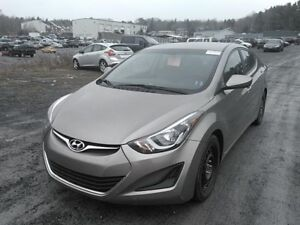 2014 Hyundai Elantra no accidents  GL,GL