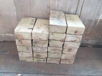 22 x Fire Bricks