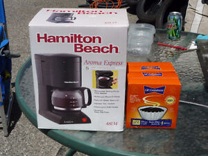 Coffee Maker - 5 cup