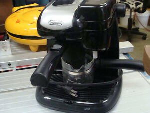 Expresso Machine $10.00