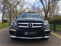 2013 (63) Mercedes Benz GL350 CDI PLUS AMG SPORT, FULLY LOADED BARGAIN!!!!!!!!!!