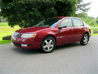 SATURN ION 2007 - AUTOMATIC - AC - CERTIFIED