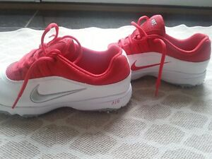 Nike Golf Air Rival 4 Golf Shoes Size 10.5 Euro 44.5 Brand New