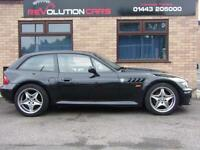 1999 BMW Z3M Z3 COUPE LHD 2 DOOR SALOON PETROL