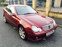 2005 Mercedes Benz c180 Kompressor Manual Petrol Swap P.x welcome