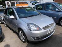 Ford Fiesta 1.25 Zetec Climate 3dr **CAR OF THE WEEK**£1000**