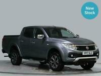 2017 Fiat Fullback 2.4 180hp LX Double Cab Pick Up PICK UP Diesel Manual