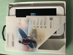 Nuud lifeproof case for iPhone 8 plus