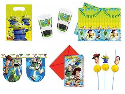 ty Zubehör - Geschirr & Dekorationen - Select Artikel (Toy Story Party-zubehör)