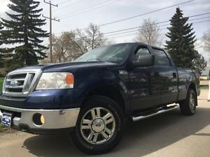 2007 Ford F-150 XLT 4X4 = NEW SPARK PLUGS = ONE OWNER
