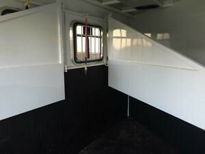 2014  TRAIL WEST  MX 3 HORSE TRAILER  REDUCED Regina Regina Area image 3
