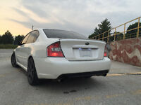 Manual Subaru Legacy GT Limited Certified + New Transmission