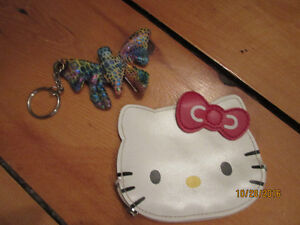 Minie Mouse Purse-Hello Kitty Wallet-Plush Puppy Back Pack West Island Greater Montréal image 4