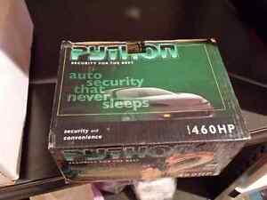 Système alarme python