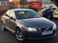 2008 (58) Volvo S80 2.4 D Geartronic SE Lux