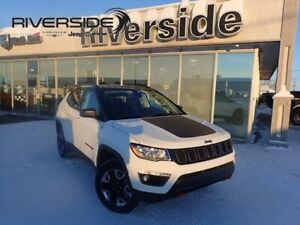 2017 Jeep Compass Trailhawk  - Leather Seats -  Bluetooth - $191