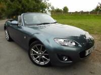2011 Mazda MX 5 1.8i Kendo 2dr 6 Mazda Stamps! Leather! 2 door Convertible