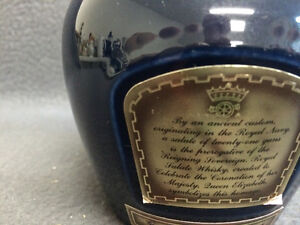 Collectible Antique Royal Salute Scotch Whisky Container London Ontario image 6