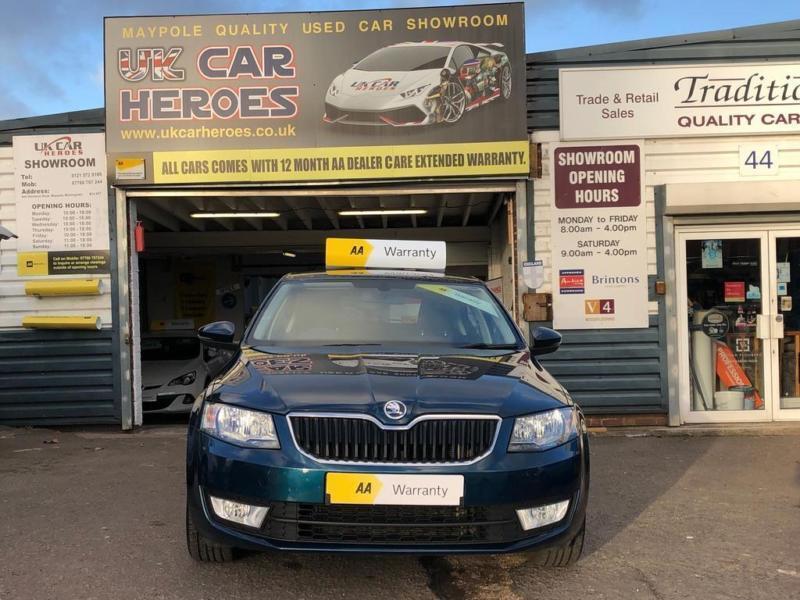 2013 Sokda Octavia 1 6 Tdi Se Free Zero Road Tax Aa Warranty