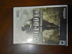 Call of Duty - modern warfare for Wii