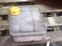 Coolant header tank