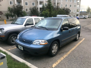 2001 Ford Windstar LX LOW KMS