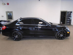 2010 MERCEDES E63 AMG! 518HP! 87,000KMS! 1 OWNER! ONLY $35,900!