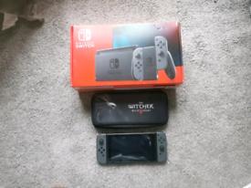 Boxed Nintendo switch V2 - Improved battery model