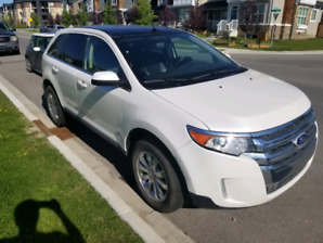 Ford Edge 12.Low Km.Limited