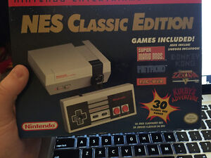 Looking to Trade Classic nes for Nintendo Switch