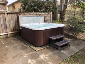 LaZboy Fantasy 6 seater Hot Tub