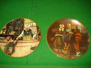 collectalble plates West Island Greater Montréal image 8