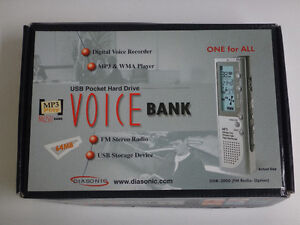 Diasonic DDR 3032 Voice recorder