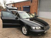 Volvo V70 2.4 ( 170bhp ) auto 2000MY. CHEAP ESTATE, 8 STAMPS IN SERVICE BOOK.