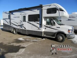 2018 Forest River RV Forester 3271S Ford