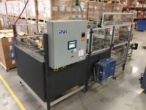 Used IPAK Model TF- 260A Automatic Tray Former!!!